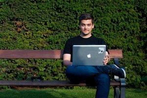 Zo slnečnej Kalifornie sa Filip Šanta presunul do Dánska. Návrat do Silicon Valley nevylučuje, no musí si dokončiť vysokú školu.