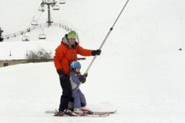 Donovaly patria k prvým strediskám, kde sa dá túto zimu lyžovať.