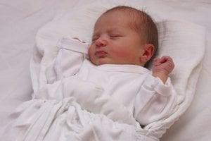 Ema Černáková (3050 g, 50 cm) sa narodila 16. januára Vlaste a Ondrejovi v myjavskej pôrodnici.