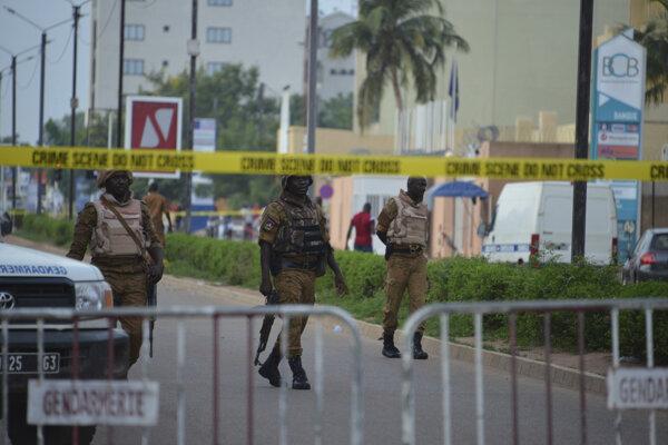 Útok sa odohral v regióne Casamance.