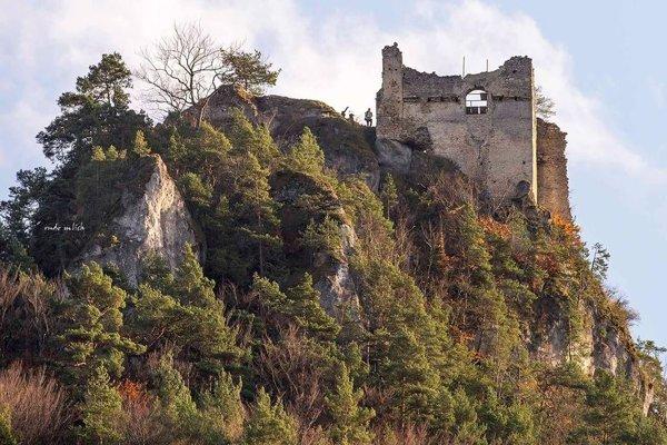 Hričovský hrad