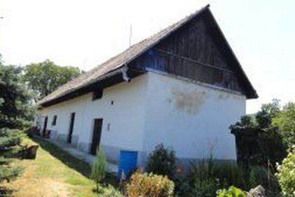 Domy si dodnes zachovali vidiecky ráz.
