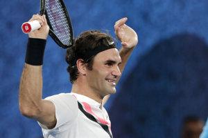 Roger Federer získal 20. grandslamový titul.