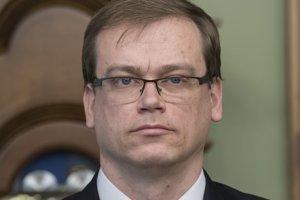 Marián Gešper. Celoslovenský predseda Matice slovenskej.