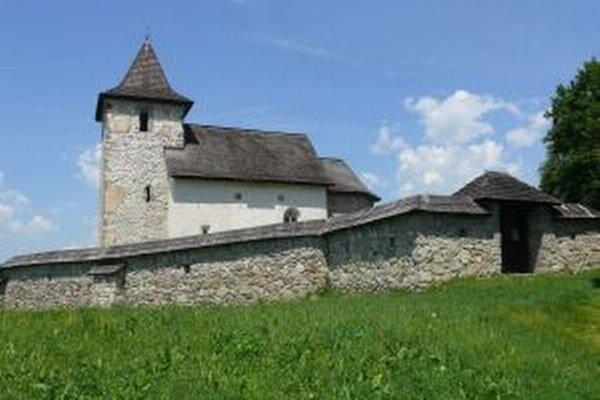 Kostol sv. Matúša v Zolnej.