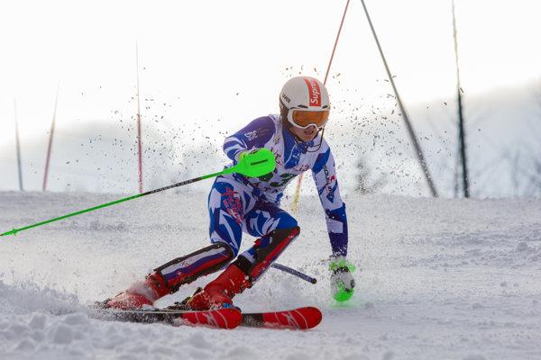Disciplíny slalom a obrovský slalom v kategórii chlapcov ovládol Róbert Ruffini.