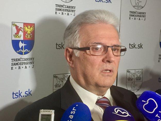 Hlavný kontrolór Richard Horváth.
