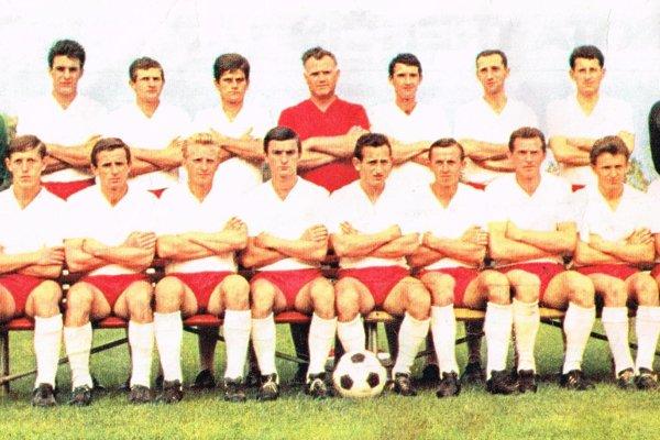 Jednota Trenčín – jesenný majster československej ligy v sezóne 1967/68