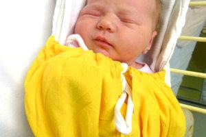OLÍVIA Bordánová z Levíc prišla na svet 21. januára rodičom Martine a Dávidovi Bordánovcom ako druhé dieťa. Dieťatko po narodení meralo 50 cm a vážilo 4,13 kg. Olívku čaká doma 1-ročný braček Dominik.