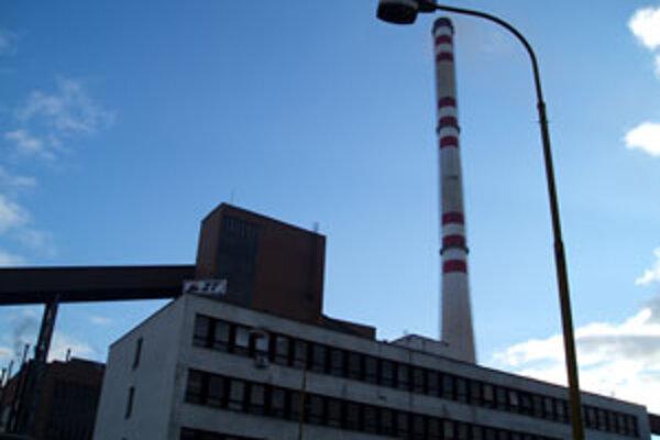 Zvolenská teplárenská je najväčším výrobcom tepla v regióne.
