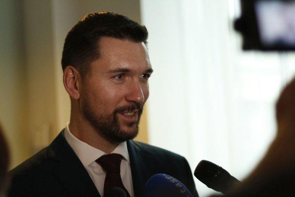 Richard Takáč oznámil svoju kandidatúru za primátora Prievidze.