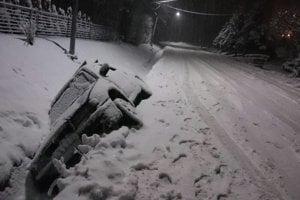Nehoda v Rakúsoch (okres Kežmarok).