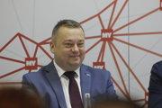 Martin Hošták, tajomník Republikovej únie zamestnávateľov SR.