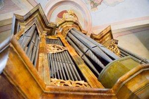 Organ v Španej Doline patrí k najvzácnejším hudobným nástrojom regiónu.