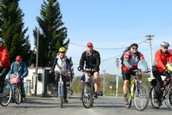 Cyklotrasa bude prechádzať intravilánom miest Zvolen a Sliač.