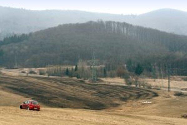 Firma chce ťažiť zlato v lokalite Biely vrch pri Detve.