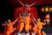 Neuveriteľné, čo títo šaolinskí mnísi dokážu.