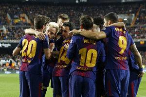 Barcelona opäť postúpila do finále.