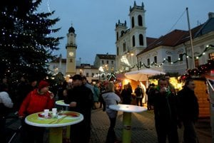 Vianočné trhy.
