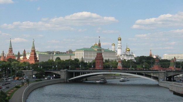Moskva, pôsobivá ruská metropola