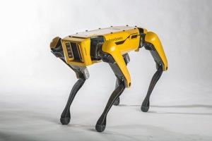 Robot SpotMini.