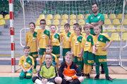 FK Slovan Levice U8