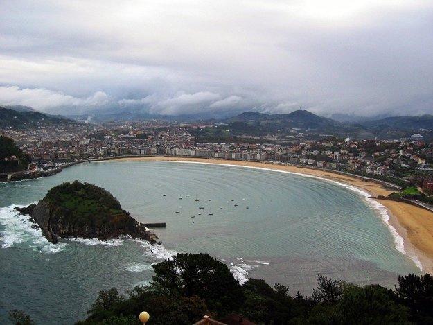 San Sebastián, Španielsko