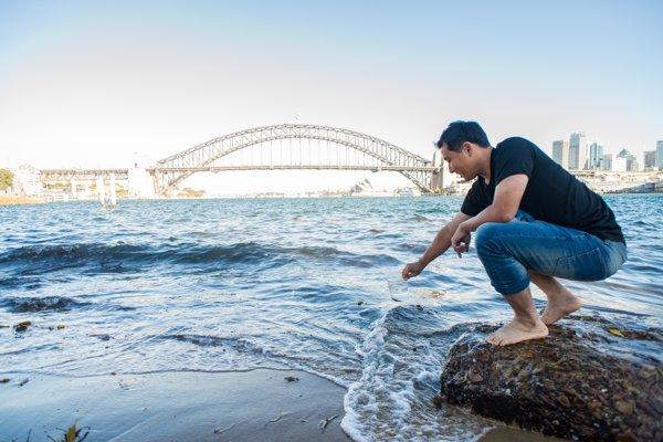 Špeciálny filter dokázal očistiť špinvavú vodu z prístavu v Sydney a spravil ju pitnou.