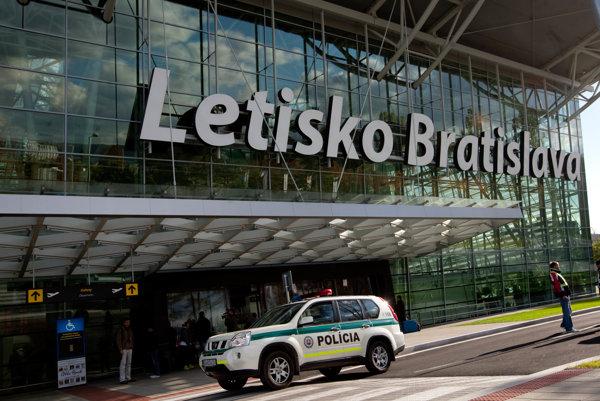 Letisko Bratislava.