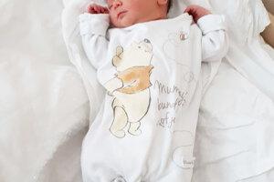 Najkrajším darčekom pre Natáliu a Tomáša Vojtekovcov z Dubnice je prvá dcérka Olívia (3380 g a 50 cm), ktorá sa narodila 9. februára.