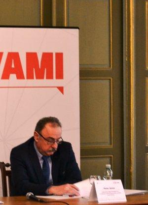 Peter Janus, predseda predstavenstva a výkoný riaditeľ Dopravného podniku mesta Prešov