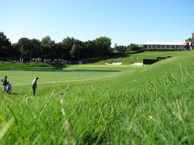 Ryder Cup sa prvý raz na európskej pevnine hral v roku 1997 v Španielsku (Club de Golf Valderrama).