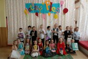 Február sa vMaterskej škole Milošová niesol aj vo fašiangovom duchu.
