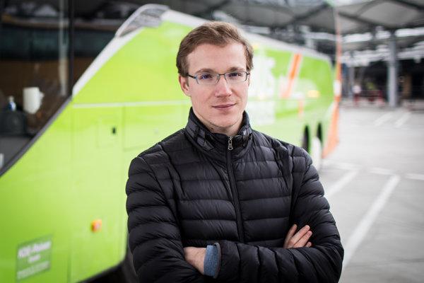 Pavel Prouza, riaditeľ FlixBusu pre Českú republiku a Slovensko