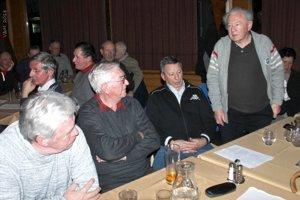 Zúčastnení diskutovali o minulosti, prítomnosti aj budúcnosti Olympijského klubu Liptova.