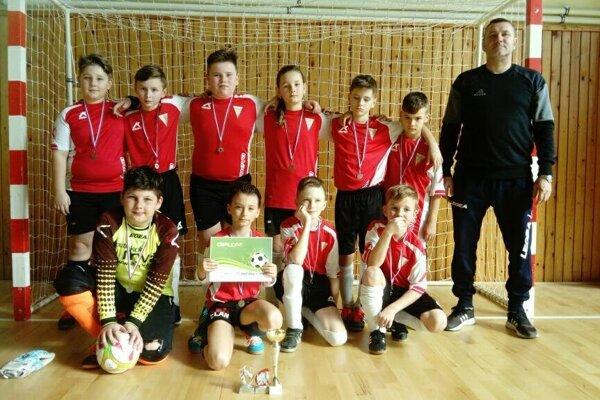 Jacovce obsadili na turnaji konečné druhé miesto.