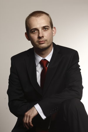 Radoslav Valko, spolumajiteľ SOPHISTIC Pro finance a.s.