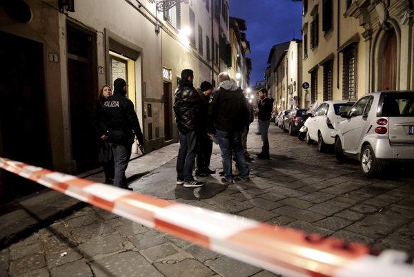 Telo sa našlo v prenajatom byte vo Florencii.