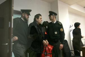 15. január 2007. Na súdnom pojednávaní v roku 2007.
