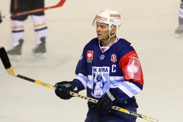 Jozef Stümpel bude jedným z troch Nitranov nominovaných do Zápasu hviezd.