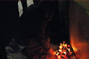 Vo Vranove sa rozhoreli sviečky.