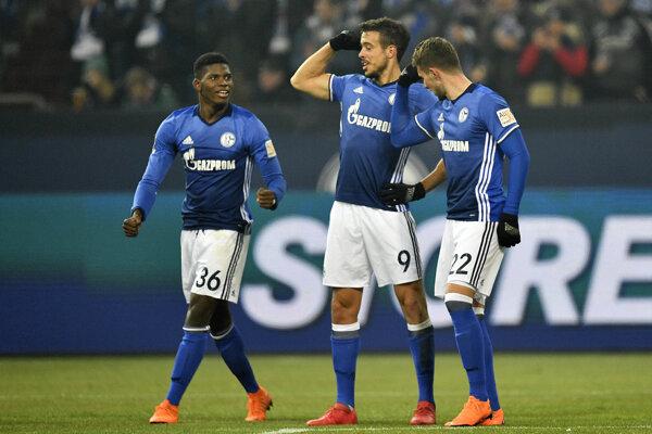 Schalke, ilustračná snímka