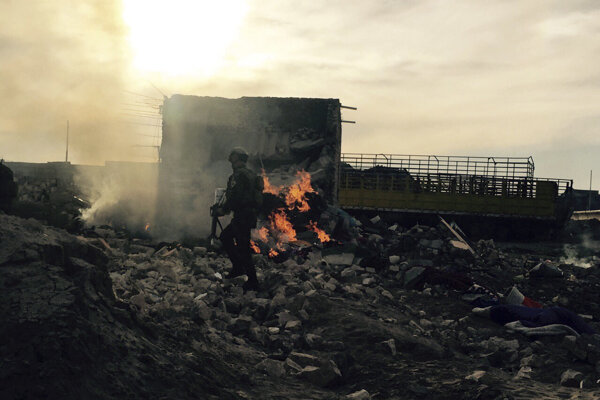 K usmrteniu Šíšáního mohlo dôjsť pri piatkovom koaličnom nálete blízko mesta Šadádí na východe Sýrie.