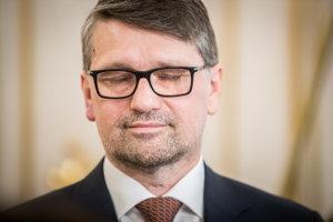 Exminister kultúry Marek Maďarič.