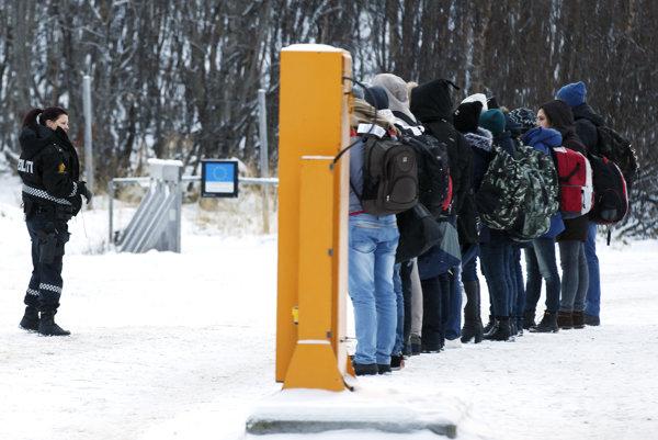 Utečenci v Nórsku.