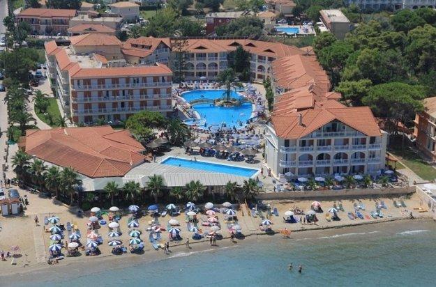 Tsilivi Beach Hotel 3*