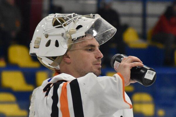 Hokejista Adam Trenčan.