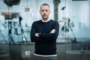 Martin Veselovský z DVTV.