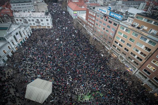 Dav v Bratislave
