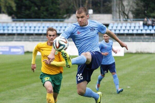 S tímom Serede sa pripravuje aj bývalý kapitán Nitry Igor Kotora.